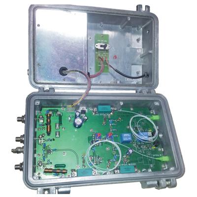 Outdoor Optical Receivers MODEL TE NODE 97ds